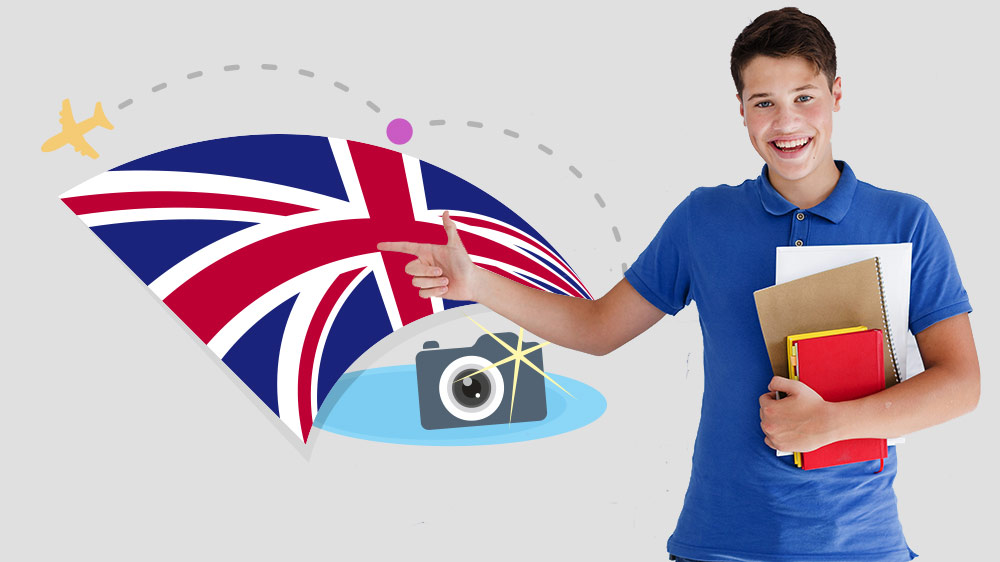 Vuoi studiare inglese all'estero? Scegli un corso di lingua nel Regno Unito. Tante sono le opportunità che avrai per la tua carriera lavorativa futura se sceglierai di svolgere un soggiorno linguistico nella madrepatria della lingua inglese
