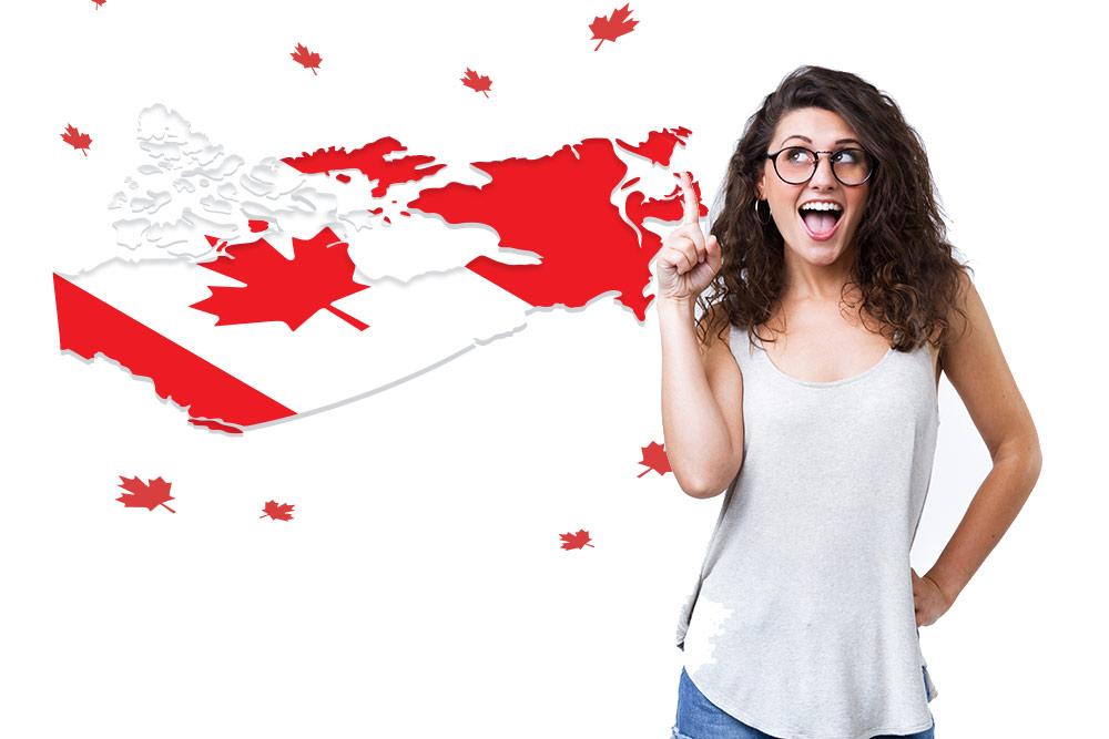 frequenta uno dei corsi di lingua inglese in Canada presso una delle nostre scuole partner