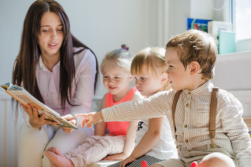 lavorare in nuova zelanda con lae comee assistente all'infanzia