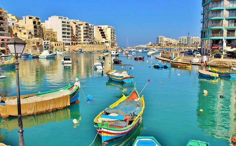 studiare a Malta: corsi di inglese economici per studiare inglese all'estero