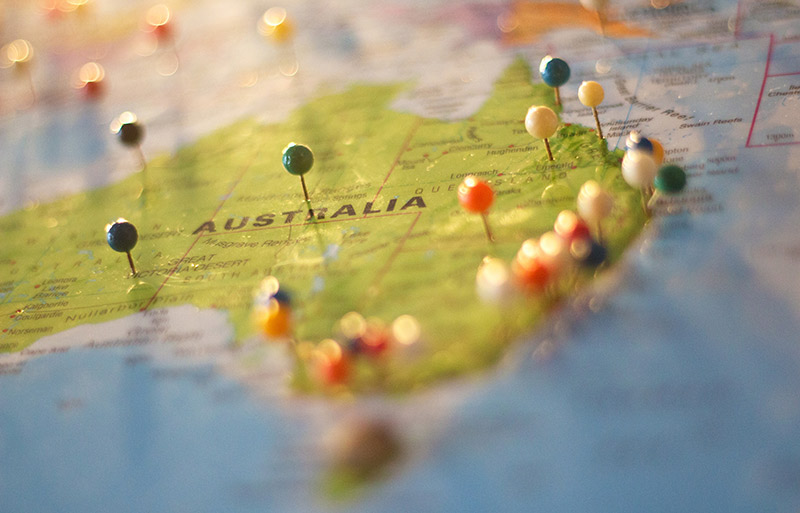 studiare all'estero con destinazione australia