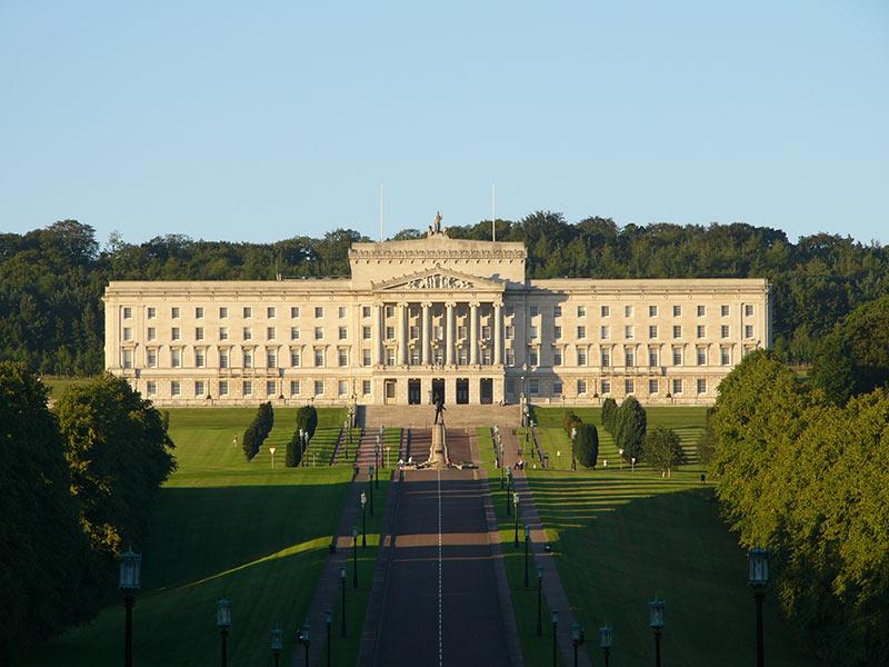 studiare in Irlanda con Lae Educazione Internazionale, veduta dell'Università
