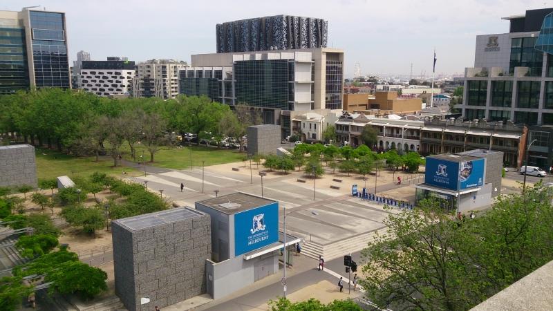 studiare in Australia un percorso universitario alla University of Melbourne