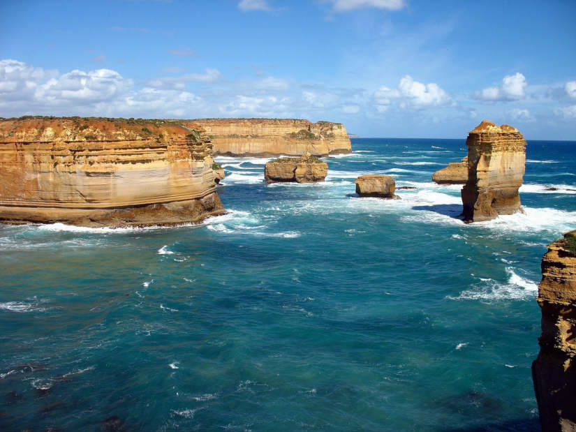 studiare in australia studiare all'estero melbourne spiagge incredibili studio lavorare in australia