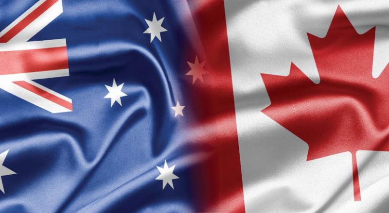 perché scegliere di studiare in Australia e in Canada per studiare all'estero? ecco tutti i motivi