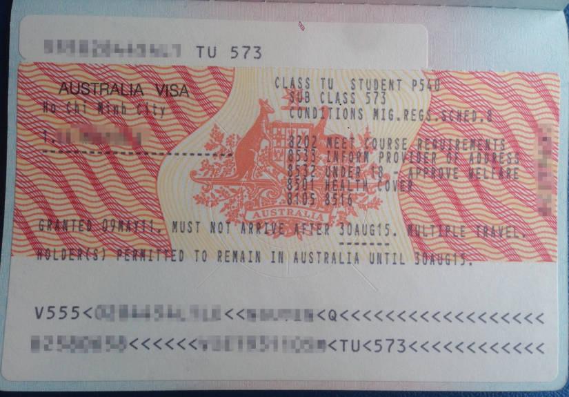 studiare in Australia: tutti i costi che dovrai sostenere per il viaggio. la richiesta del visto, l'iscrizione all'università per studiare all'estero