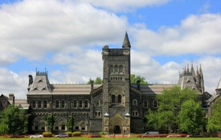 studiare psicologia frequentando un master in Canada