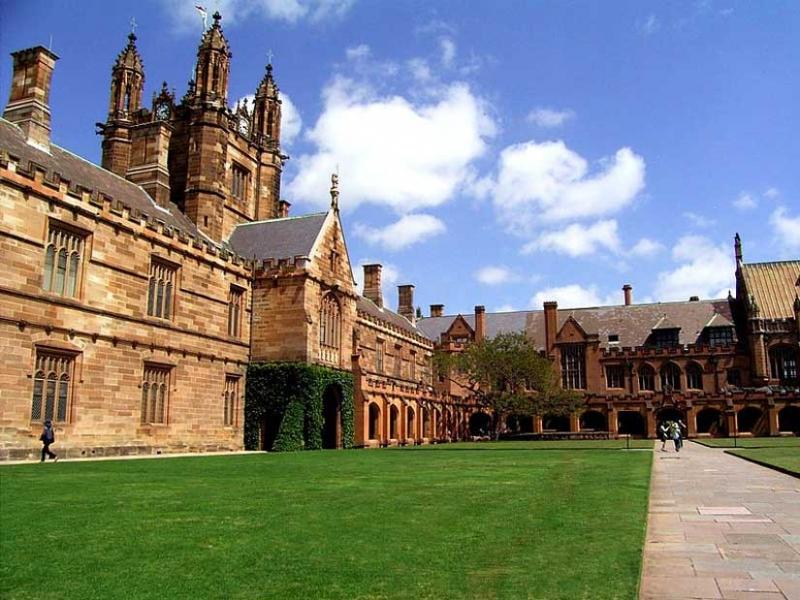 università di sydney in australia