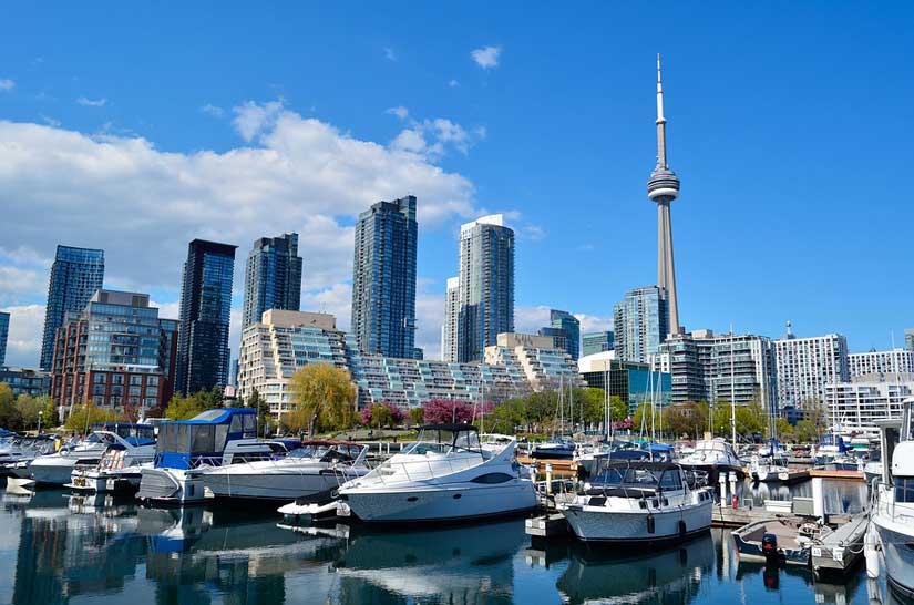 vacanze studio inglese in Canada