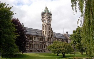university of otago università in nuova zelanda