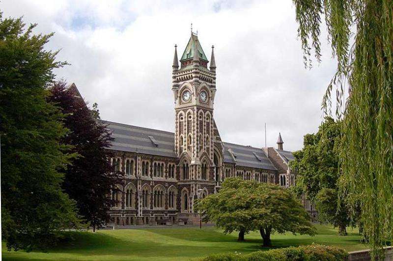 università in Nuova Zelanda: l'università di Otago