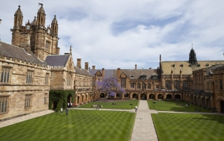 università di sydney (sydney university)
