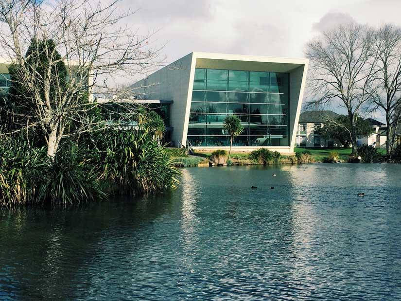 università a Hamilton Waikato University