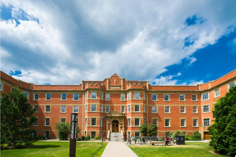 University of alberta: università in Canada