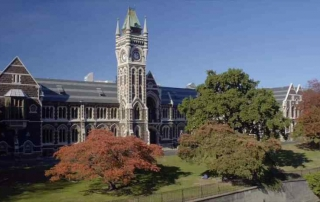 University of Otago nuova zelanda