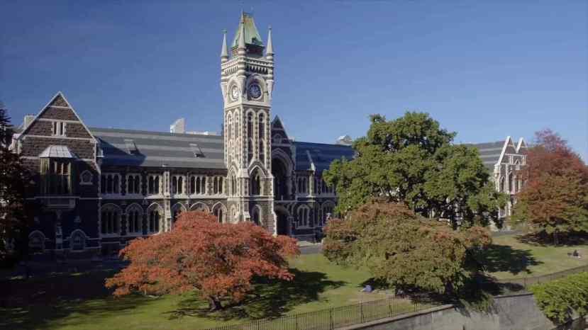 University of Otago nuova zelanda