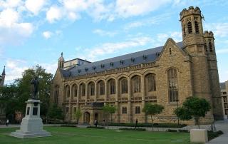 università in australia: university of adelaide