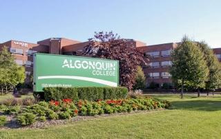 algonquin college università in canada