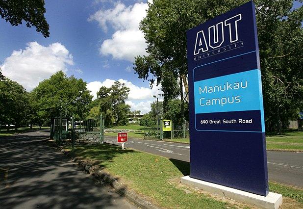 south campus AUT università in nuova zelanda