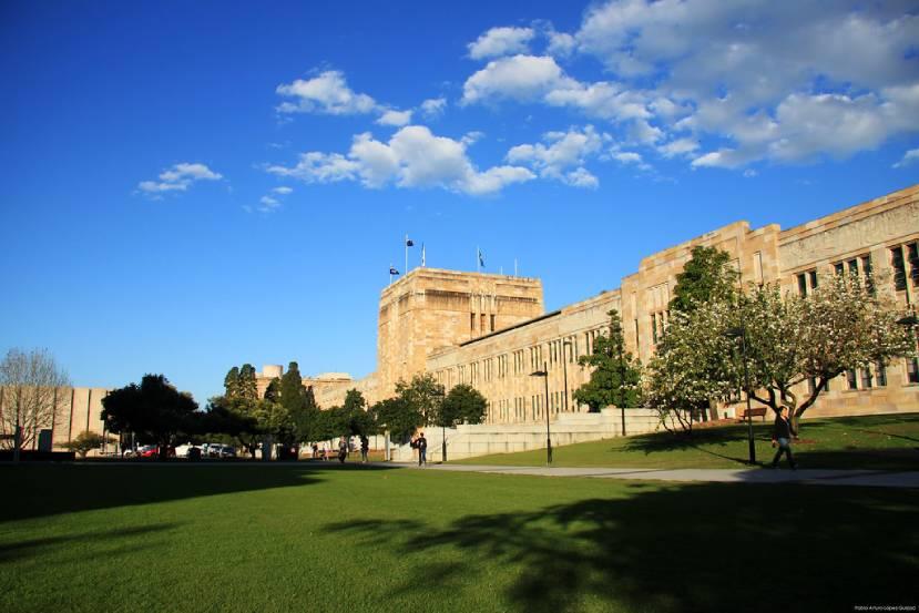 university of queensland università in australia