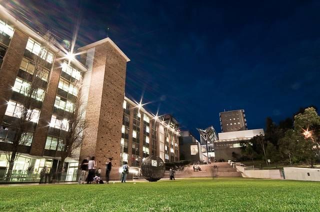 University of New South Wales: università in australia