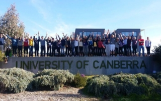 university of canberra discipline migliori