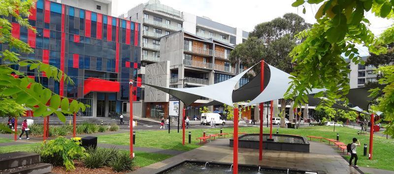 Swinburne University of Technology università in australia