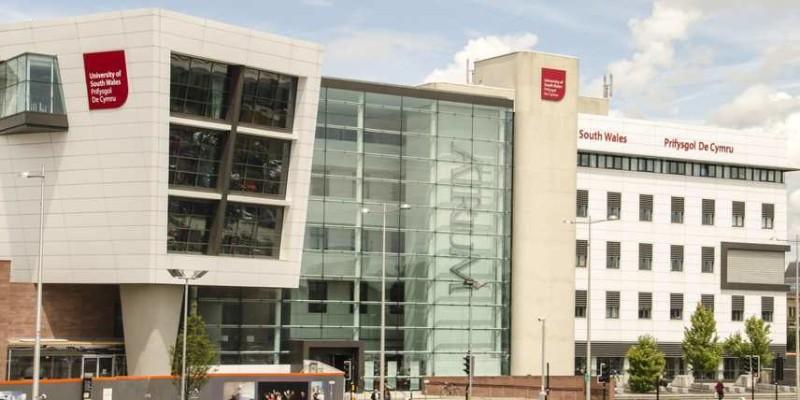 University of South Wales università nel regno unito