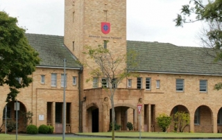 australian catholic university università in Australia