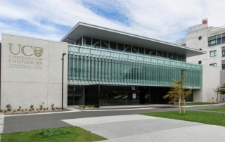 University of Canterbury università in Nuova Zelanda