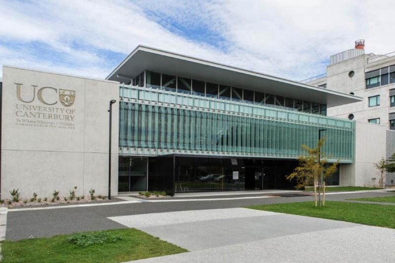 University of Canterbury università in Nuova Zelanda