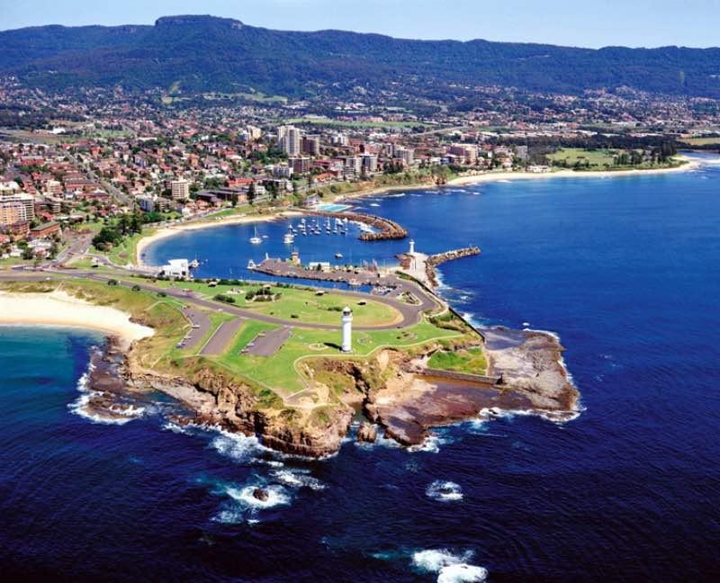 università a Wollongong in australia