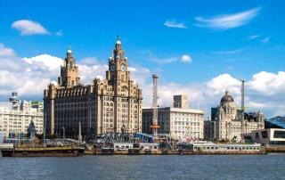 università a Liverpool