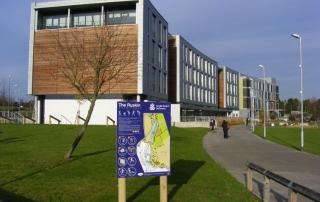 Anglia Ruskin University università nel Regno Unito