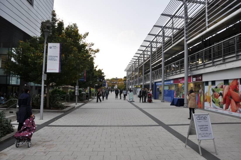 Brunel University campus