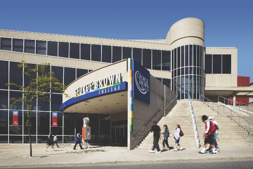 George Brown College università in Canada