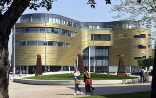 Teesside University università nel Regno Unito