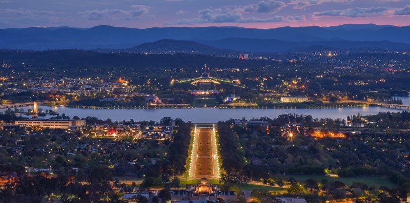 studiare a Canberra australia