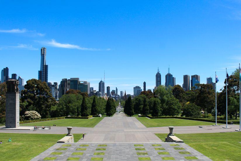 vivere a Melbourne e studiare all'estero