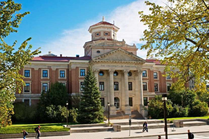university of Manitoba per studiare in Canada post apertura frontiere