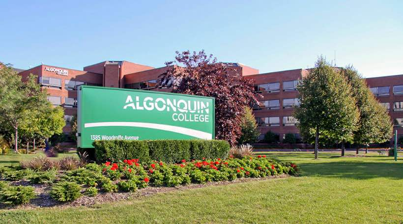 Algonquin College canada per Bachelor degree in Hospitality Managemen