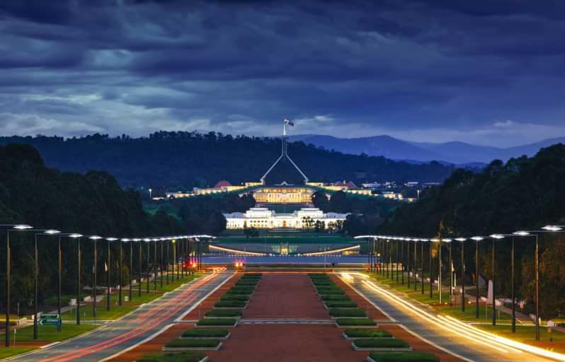 Perché fare un Master all'università di Canberra, capitale dell'Australia