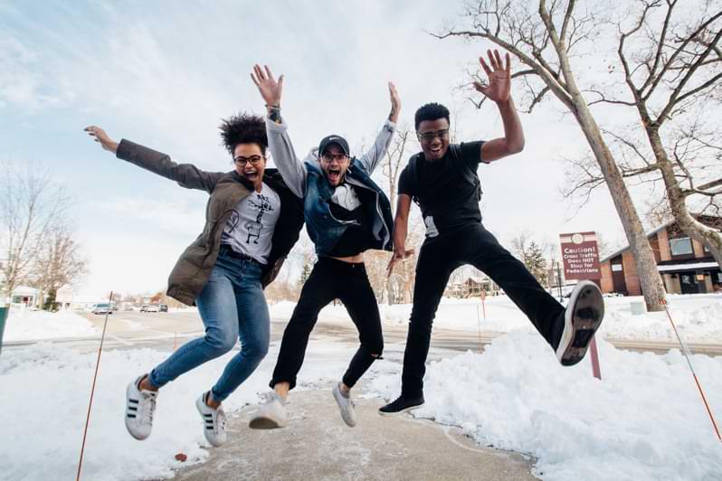 Uno dei motivi per cui studiare a Toronto è stimolante è il fatto che sia una città multiculturale