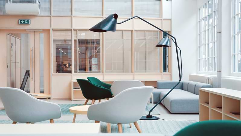 Il design degli interni è materia di studio interessante