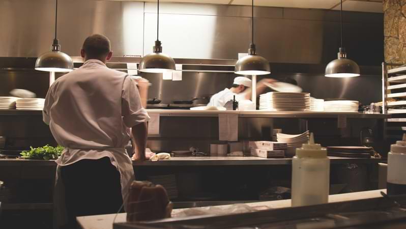Con una buona formazione in cucina e management della ristorazione puoi ambire a impieghi di rilievo